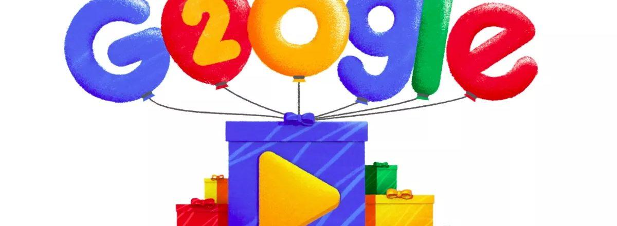 20 aniversario de Google: el buscador de buscadores