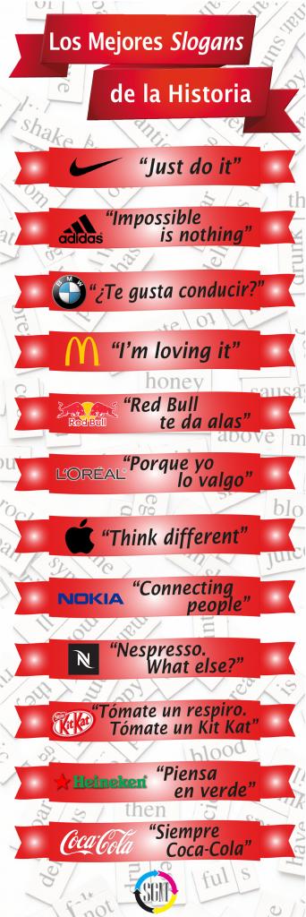 Los mejores slogans de la historia Servicios Globales de