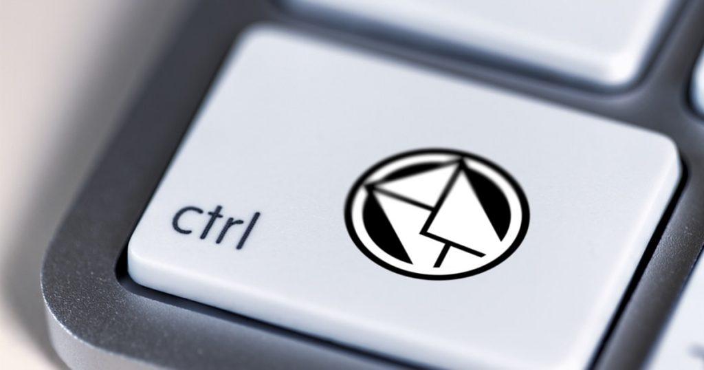 e-mail-markering