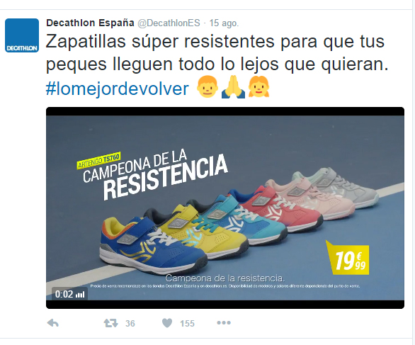 Decathlon-twitter